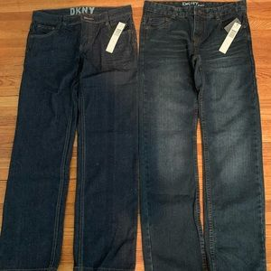 Brand New DKNY jeans for youth.